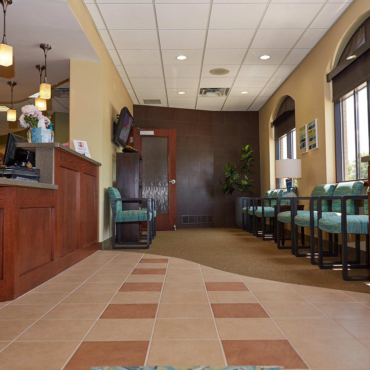 Klein Dentist Office in Grandville MI