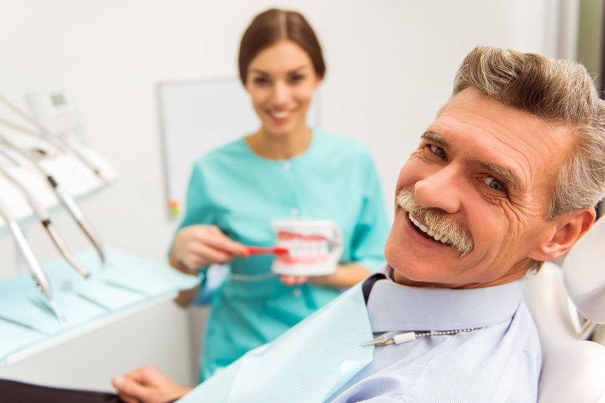 Custom Dentures in Grandville MI 49418 by Dr Doug Klein - KleinDentistry.com