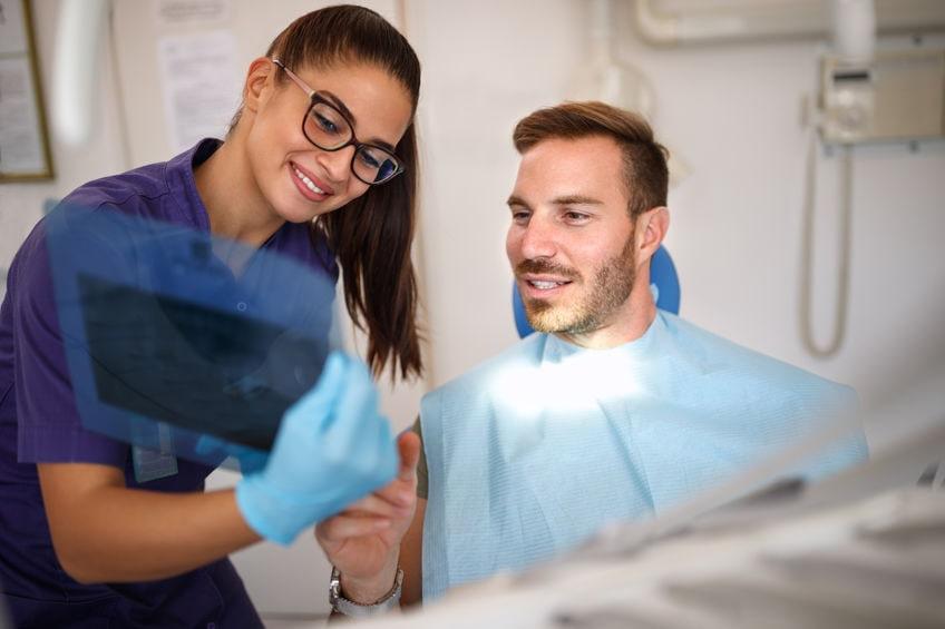 Dental Radiographs (Xrays) at Klein Dental in Grandville 49418